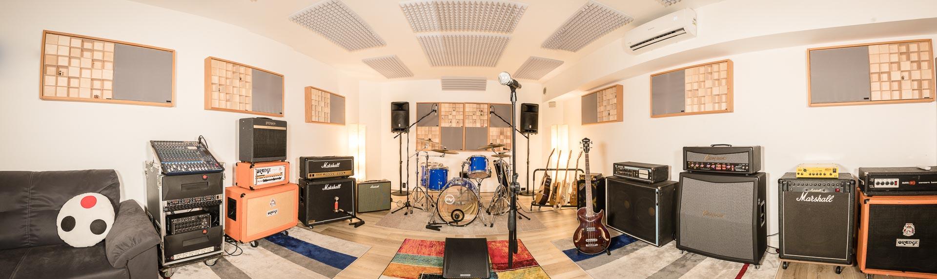 STUDIO XLR: sala prove, studio di registrazione e produzioni musicali SAN DONATO MILANESE